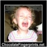 Chocolate Fingerprints